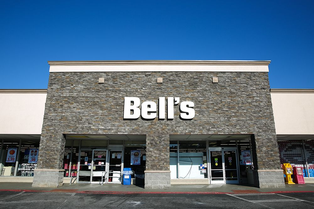 Bell's Storefront