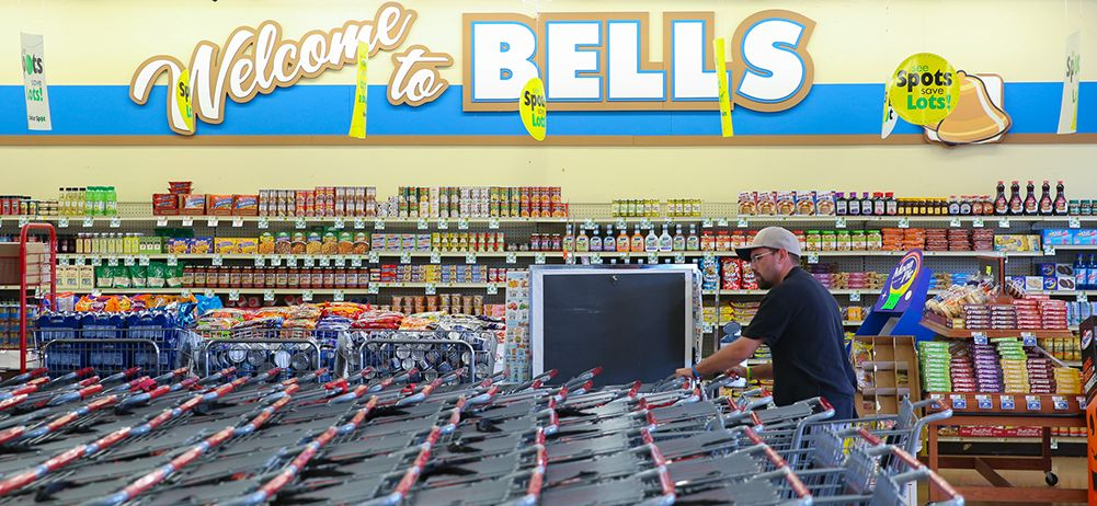 Welcome to Bell's